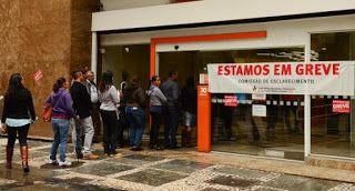 Pregopontocom Tudo: Greve dos bancários ja dura 23 dias