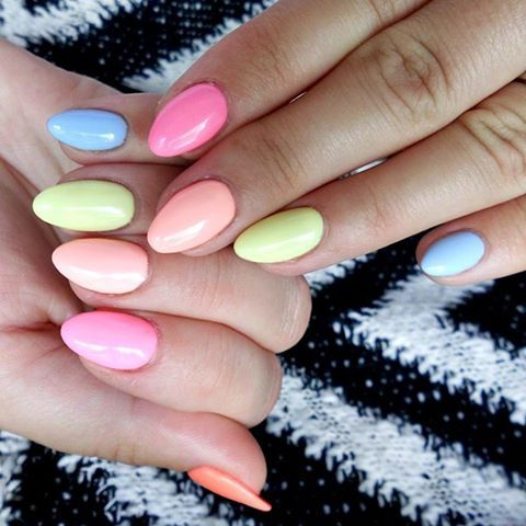 Landrynkowe kolory Semilac to must have na lato  w naszych paletach znajdziecie…