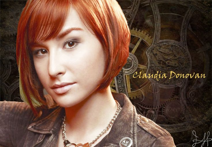 Claudia Donovan by MiniReyes.deviantart.com on @DeviantArt - Gonna actually do it this year.