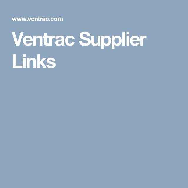Ventrac Supplier Links