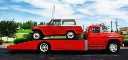58 chevy flatbed
