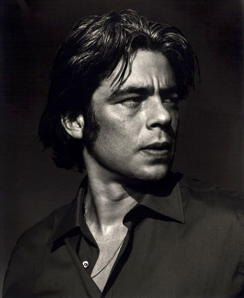 Benicio Del Toro - I always look forward to see what he is going to do next.