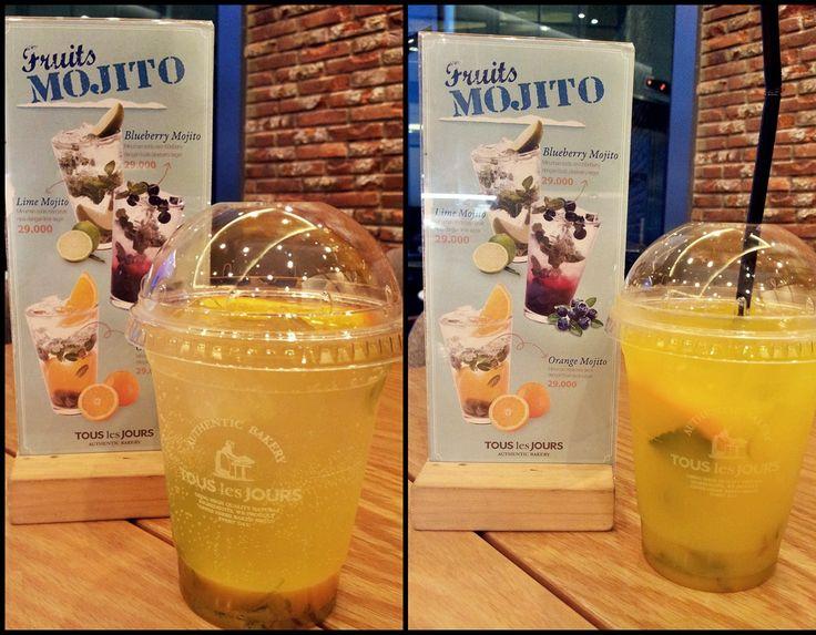 Mojito Orange - Tous Le Jours