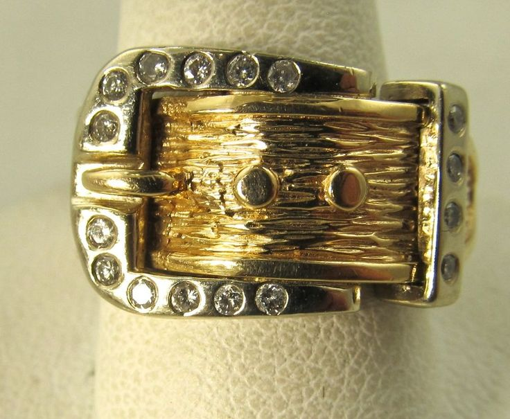 46 best Belt Buckle Ring images on Pinterest