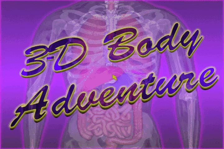 3D Body Adventure Download (1994 Educational Game)   Nano-scale 3-D printing, Nanotechnology, Bio-Printing, Virtual Reality goggles/software,  coupled with software like this, can do some magical things for humanity.