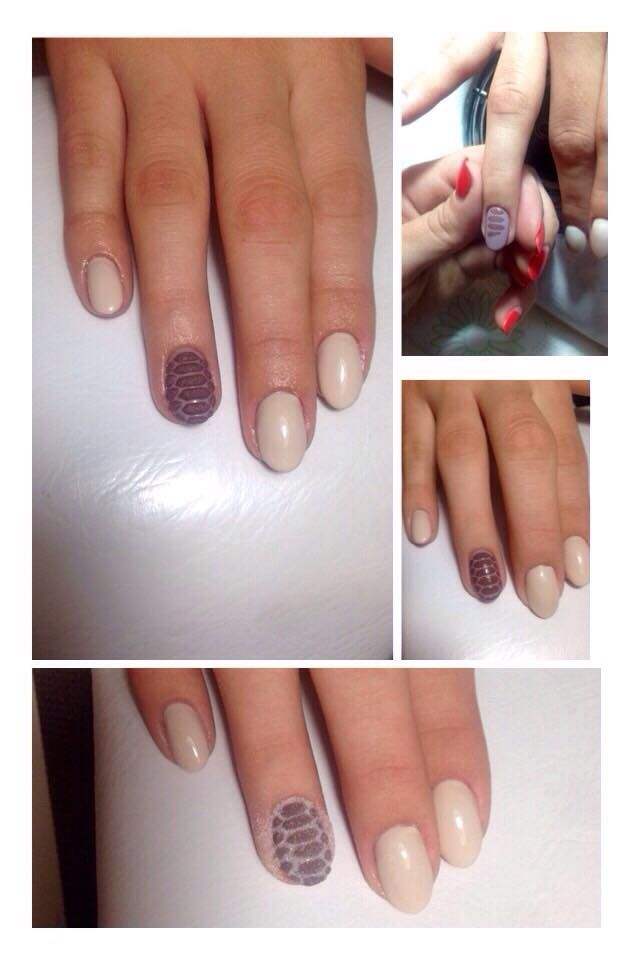 Step by stept. Nail Boutique super nails