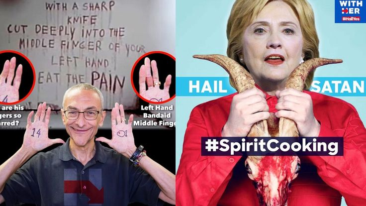 Is Hillary Clinton tied to Spirit Cooking and the Occult? Is it real or fake? Here is the evidence in the new After Dark. Spirit Cooking video: https://www.y...