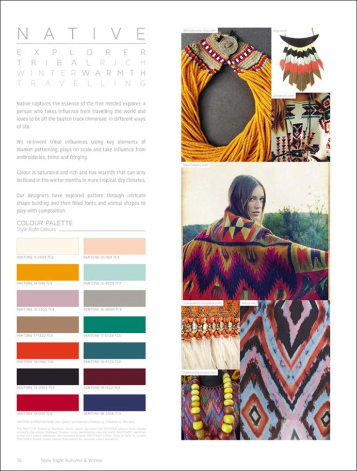 Style Right Womenswear Trendbook - A/W 15/16 - Womenswear - Styling ...