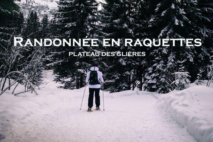 Dans cet article, je vous raconte ma première randonnée en raquettes au Plateau des Glières: 8km de bonheur à marcher dans la poudreuse (Boucle de la Plaine de Dran).