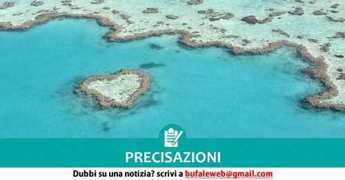 Attualià: #PRECISAZIONI #Australia: la Grande Barriera corallina è stata dichiarata morta  bufale.net (link: http://ift.tt/2n4QcFY )