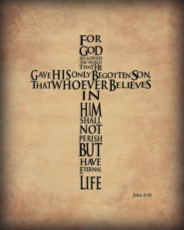 Word Cross using scriptures