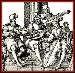 Life in Elizabethan England 85: Music by the book