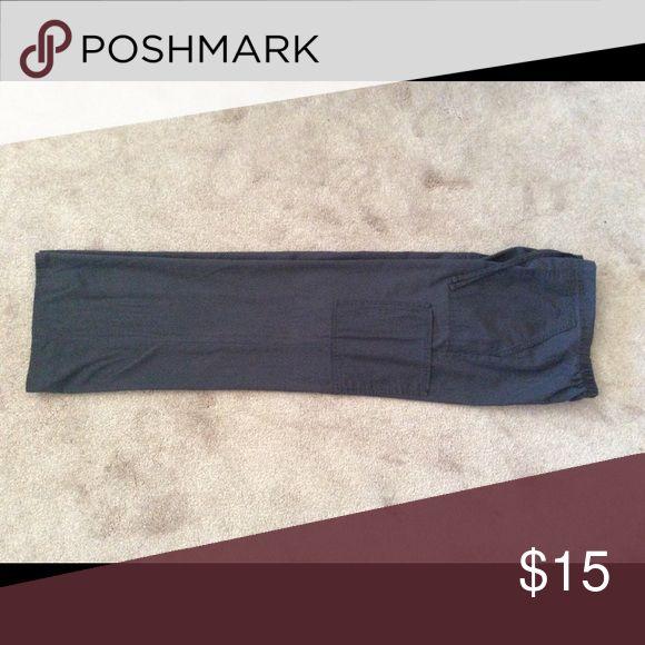 Scrub Pants Scrub Pants Gray Will bundle for discounts! Make me an offer! Scrubs Pants
