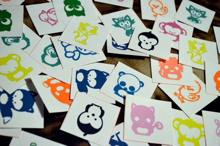 Dzisiaj pierwsze DIY w moim wykonaniu. Bajecznie prosta gra w pary zwana też Memory. Idealna dla dzieci w różnym wieku. Tania i szybka w wykonaniu.