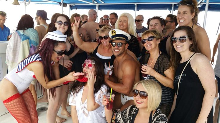 Hen Party Cat Cruise - Marbella 2015