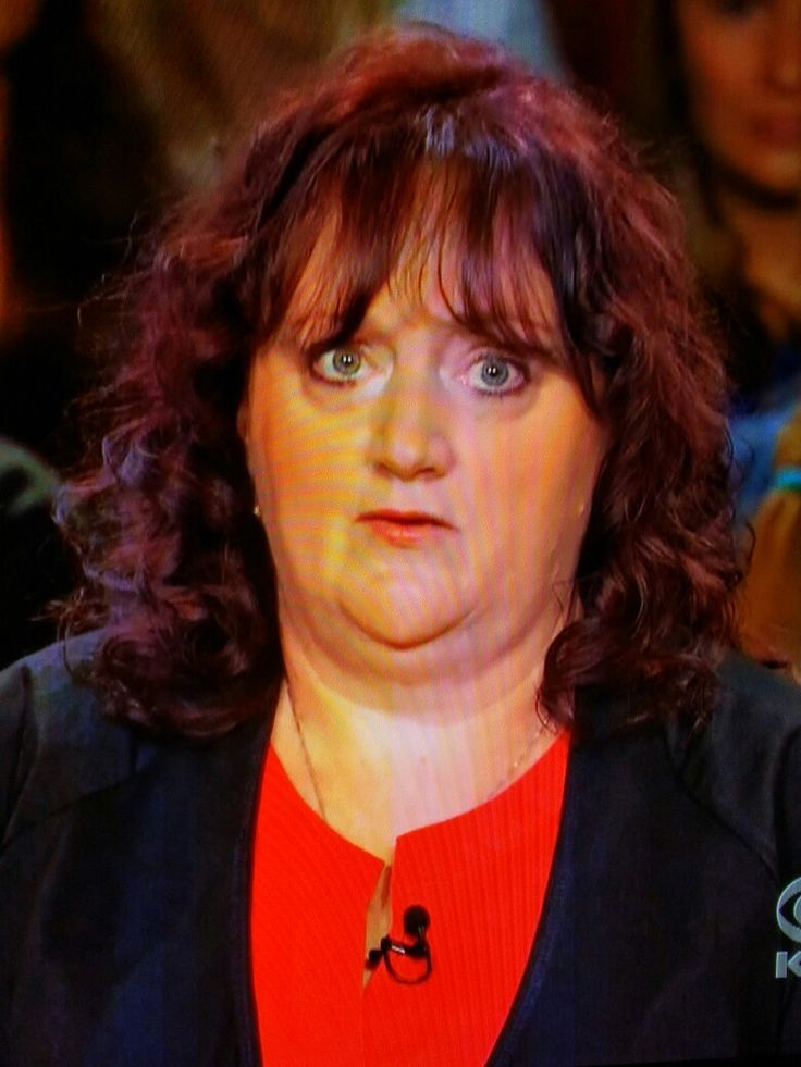 Ugly People of Judge Judy. Crazy Pig Lady. No, really, she sells pigs!