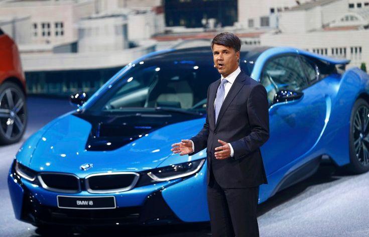 Vor BMWs PR-Strategen liegt ein hartes Stück Arbeit / manager magazin, Tom Buschard