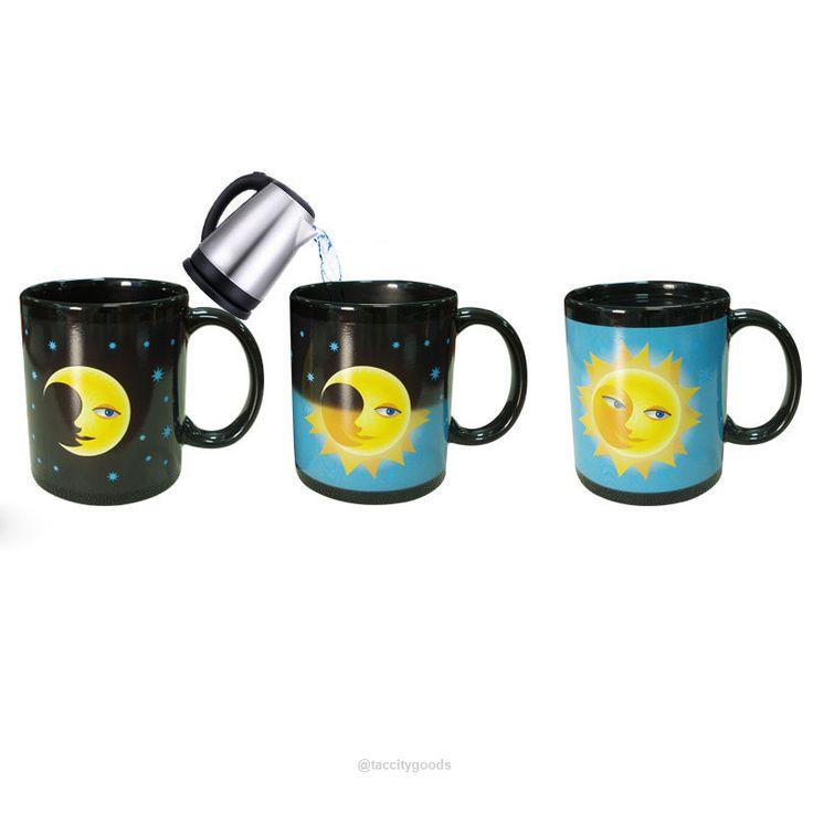 Morning Color Changing Coffee/Tea Mug-Tableware-Tac City Goods Co. https://www.taccitygoods.com/products/morning-color-changing-coffee-tea-mug