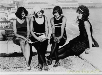 Atlantic City, 1922: 1920 S, Girls, Atlantic Cities, Bath Beautiful, Young Ladies, Bathing Beauties, 1920S, 1922, Vintage Photo
