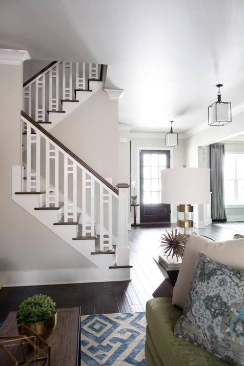 Browse Through Gorgeous HGTV Smart Home 2016 Pictures Room By Room And Vote  For. Staircase RailingsStaircase IdeasStairsBanistersBanister ...