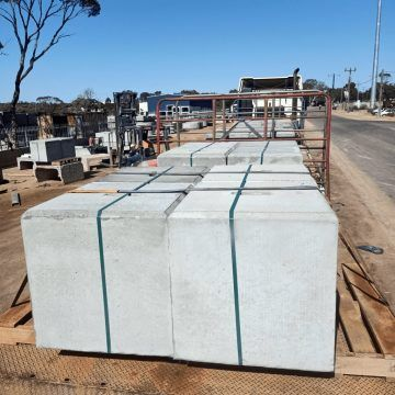Concrete Cyclonic Tie Down Blocks Free Delivery 500 Km Dallcon In 2020 Build My Own House Concrete Building
