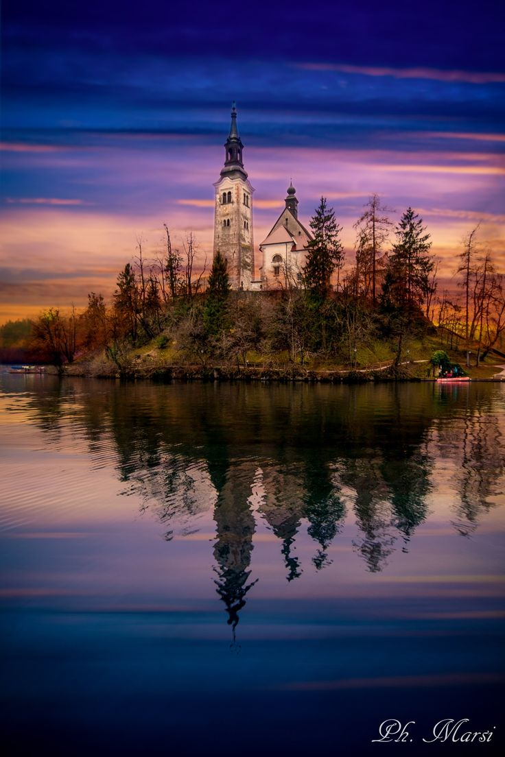 Bled sunshine by Stefano Marsi on 500px
