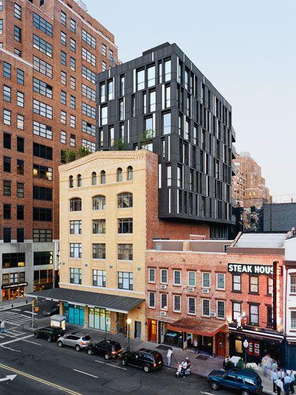 Porter House                  New York City                  Architects: SHoP