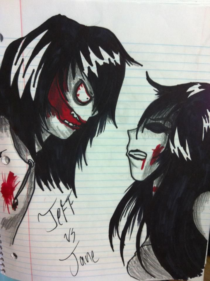 Jeff The Killer cosplay  Home  Facebook