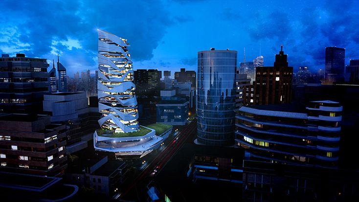 claudio beltrame wins larca internationals luxury bleisure hotel competition