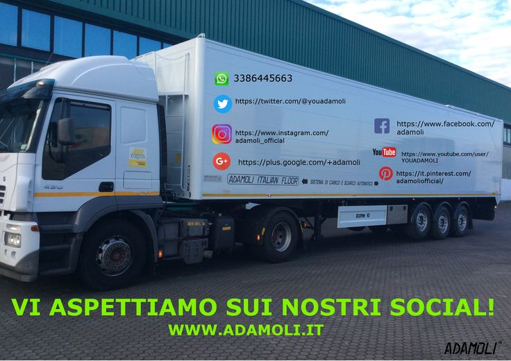 Vi aspettiamo sui nostri #social: #😎 #Facebook: https://www.facebook.com/adamoli #Twitter: https://twitter.com/@youadamoli #Instagram: https://www.instagram.com/adamoli_official #Googleplus: https://plus.google.com/+adamoli #Youtube: https://www.youtube.com/user/YOUADAMOLI #Linkedin: https://www.linkedin.com/company/adamoli #Pinterest: https://it.pinterest.com/adamoliofficial/ #Blogger: https://adamoliofficial.blogspot.it/ #Whatsapp: 338 6445663 E non dimenticatevi del nostro #sito…