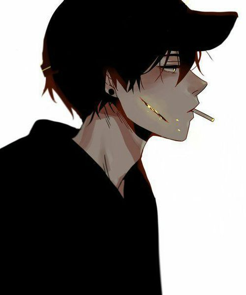 Anime Characters Smoking Weed : Best anime smoking images on pinterest cigar