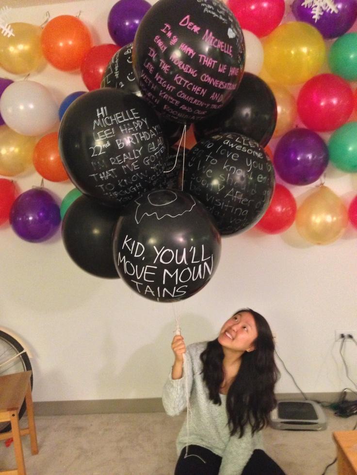 Adult idea party surprise