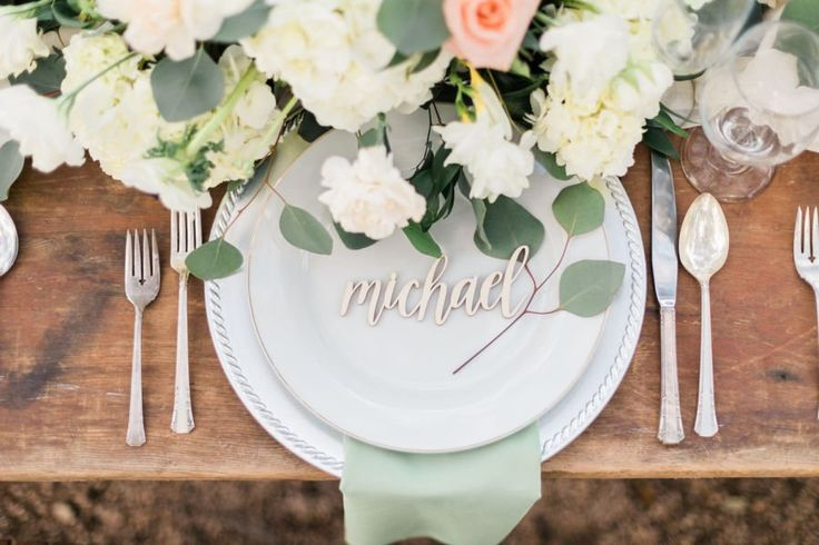 24 Garden Party Wedding Details That Are Oh-So Elegant. Wedding Place SettingsWedding ... & 828 best Wedding Place Setting u0026 Table Setting Ideas images on Pinterest
