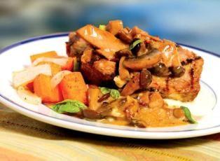 Roy's Hawaii Kai Meatloaf - Chef Roy Yamaguchi, Oahu