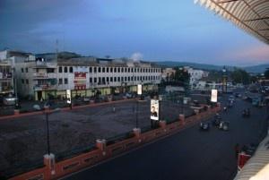 The Halaman bolak Padangsidimpuan, or wide field in english or in indonesia halaman yang luas, http://elhasbi.net.