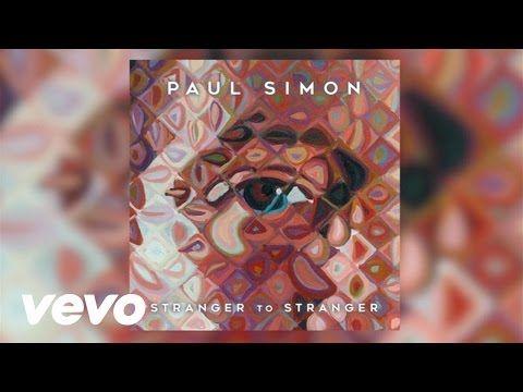 Paul Simon - The Werewolf (Static Image Video) - YouTube