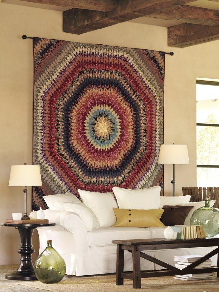 25 Best Ideas About Quilt Display On Pinterest Quilt
