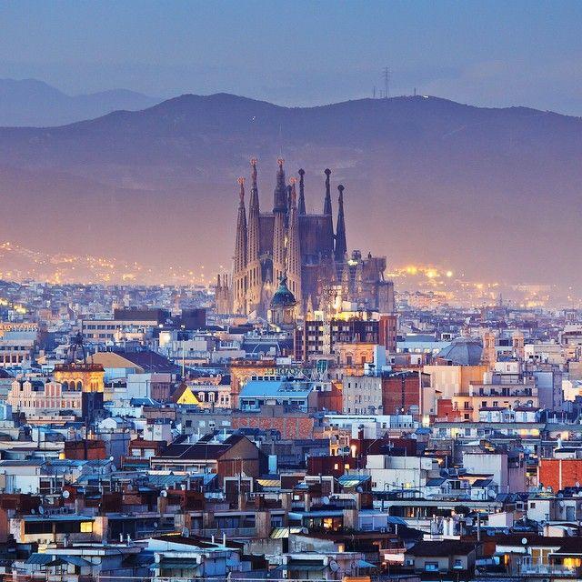 Prochaine destination : Barcelone