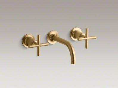 Brass Bathroom Fixtures | Interior Complex