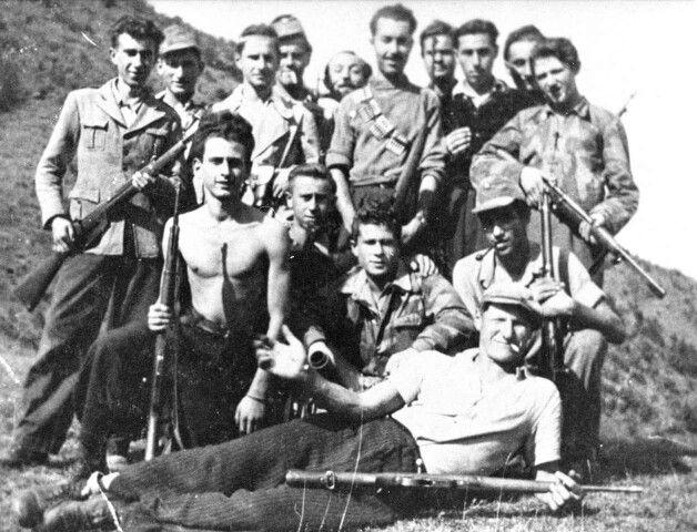 Favoloso 66 best partigiani images on Pinterest | Civil wars, World war two  BH23