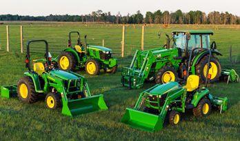 Tractors at Deere.com