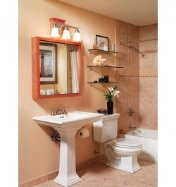 Best  Ideas For Small Bathrooms Ideas On Pinterest Small Spaces Storage For Small Bathroom And Makeup Storage Bed Bath And Beyond
