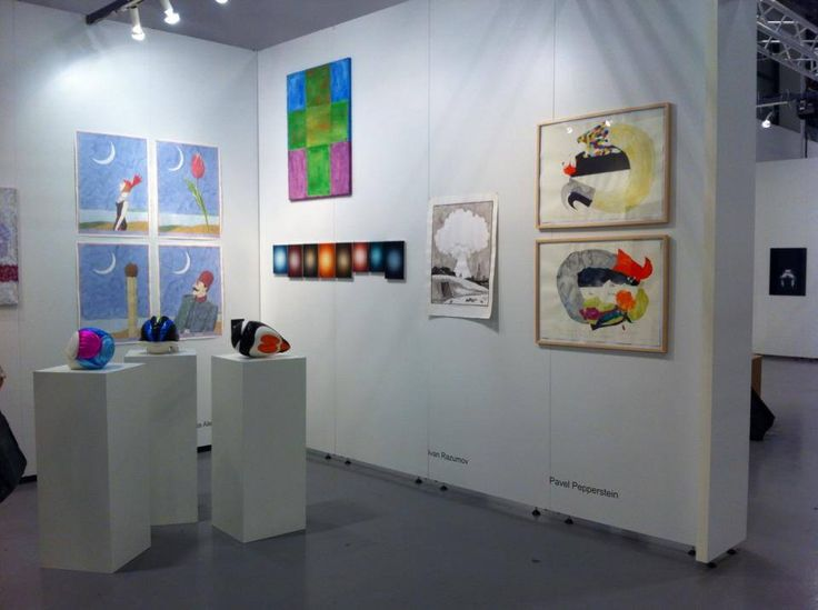 Galerie Iragui ,Moscow - Contemporary Istanbul 2013