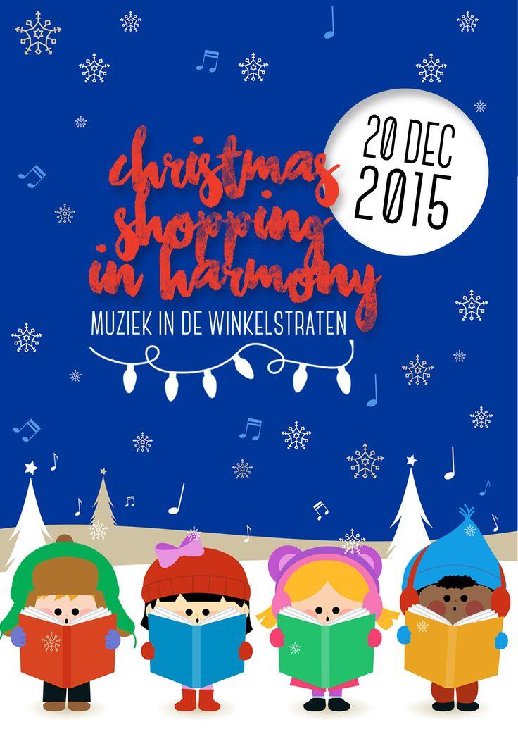 Shop till you drop tijdens de koopzondagen in december! Op 20 december worden de Leuvense winkelstraten vanaf 14u opgeluisterd door een 30-tal muzikale gezelschappen, fanfares en koren. Rond 17.30 uur wordt deze sfeervolle dag afgesloten op de Oude Markt met het Grootste Openlucht Kerstconcert in Europa. Dit wil je echt niet missen!