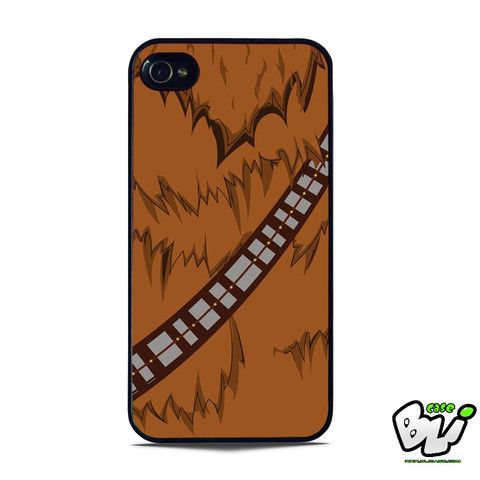 Brown Body Chewbacca Star Wars iPhone 5 | iPhone 5S Case