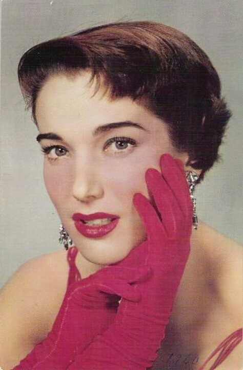 "Julie Adams - No wonder the ""Creature From The Black Lagoon"" wouldn't leave her alone!"
