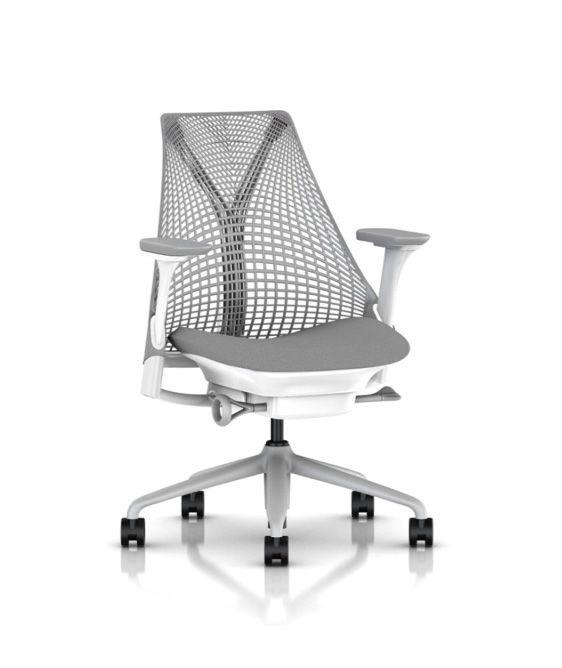 Herman Miller Sayl Basic Grau Bürostuhl günstig kaufen ✓ Designer Bürostühle zu attraktiven Preisen online kaufen. Ihr Herman Miller Fachhändler.