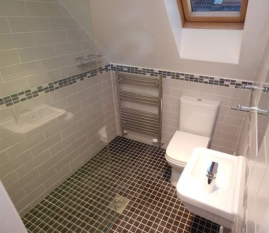 Small Bathroom Design Wet Room  Diy Wet Room Bathroom