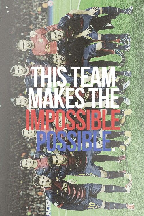 FC Barcelona. Sadly some of these players are no longer apart of the team but Barca is Barca (: