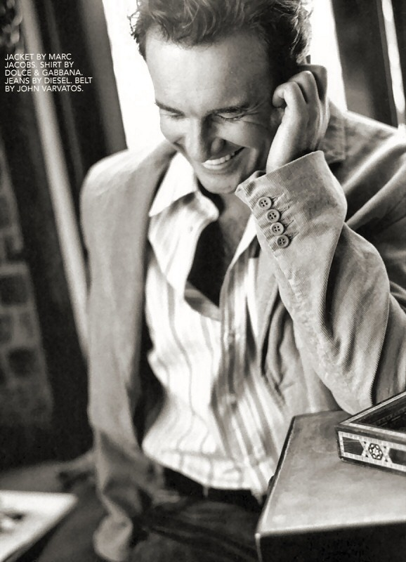 Julian Mcmahon - I die.  This man is so gorgeous. If Christian ever dies on Nip/Tuck i will pass out #Australia